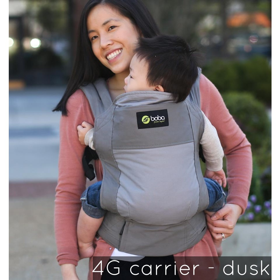 f2506646539 Boba 2-in-1 Combo Box Baby Carrier and Wrap