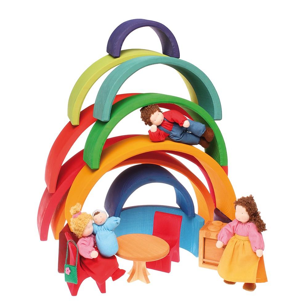 Grimm S Rainbow 12 Pieces