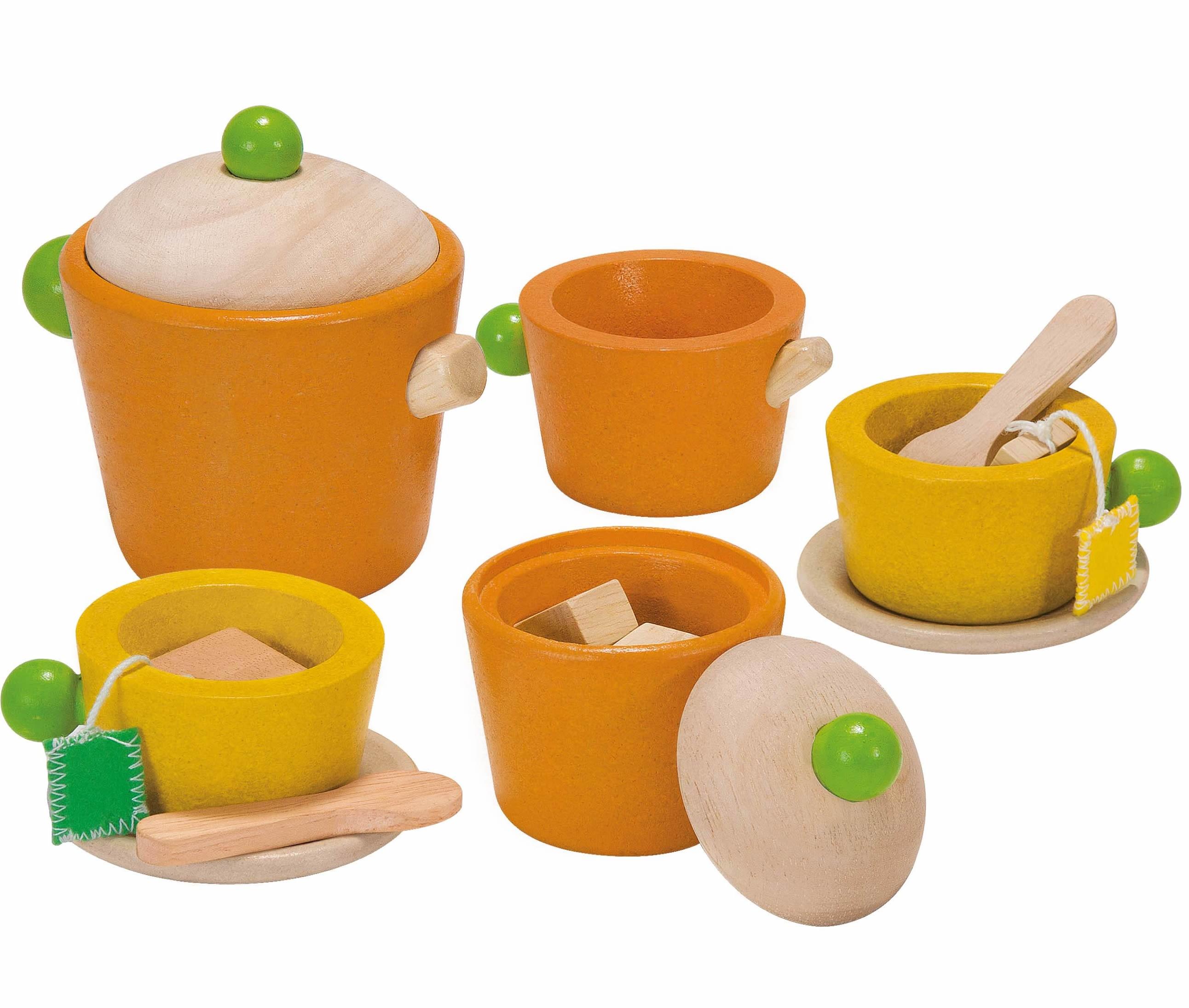 Plan Toys Tea Set