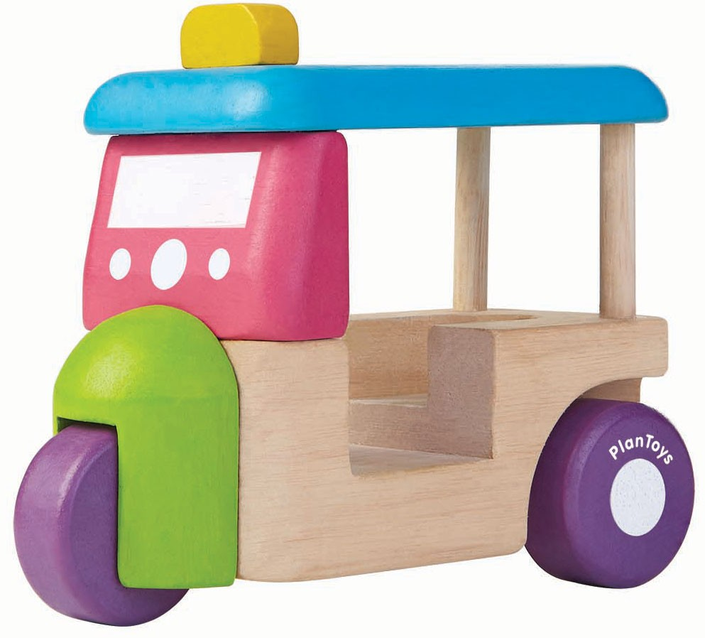 Wooden Toy Plans Catalog : Plan toys tuk