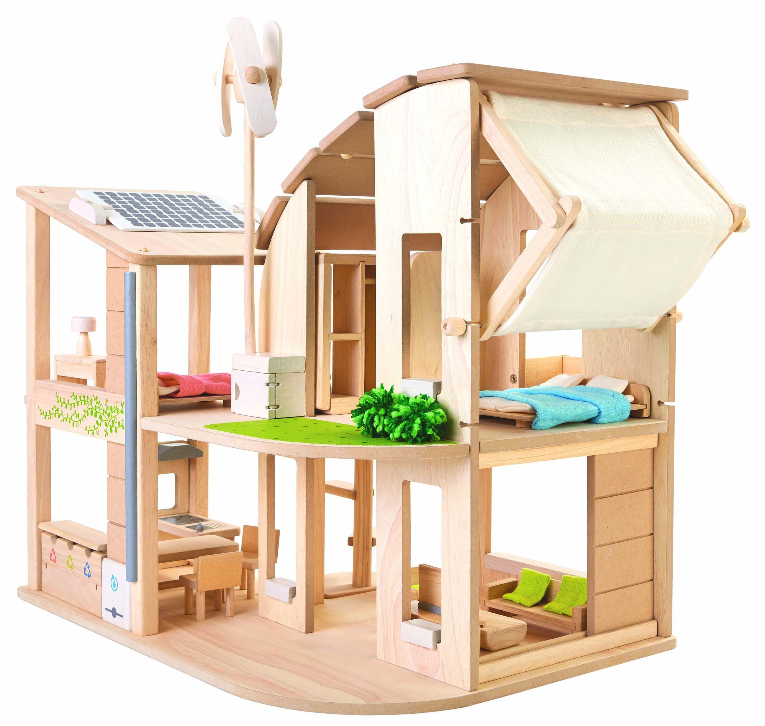 Plan Toys Green Dolls 39 House Furniture