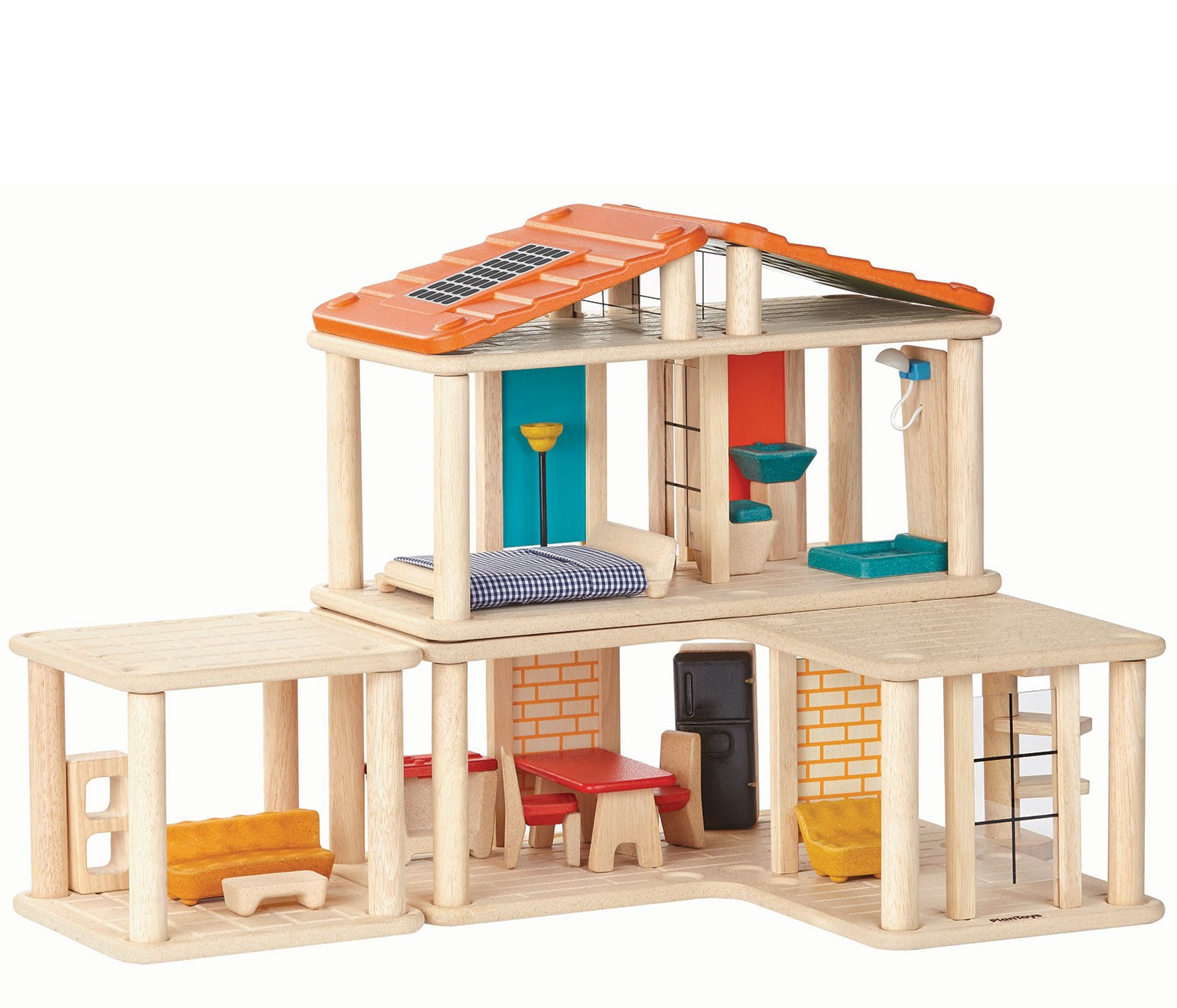 Wooden Toy Plans Catalog : Plan toys creative play house