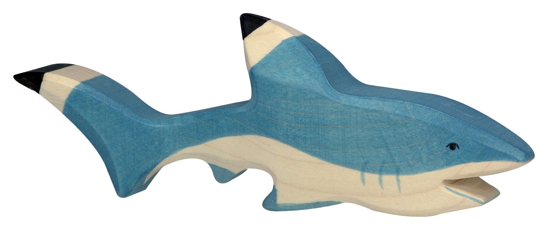 Shark Toys For Boys And Dinosaurs : Holztiger shark