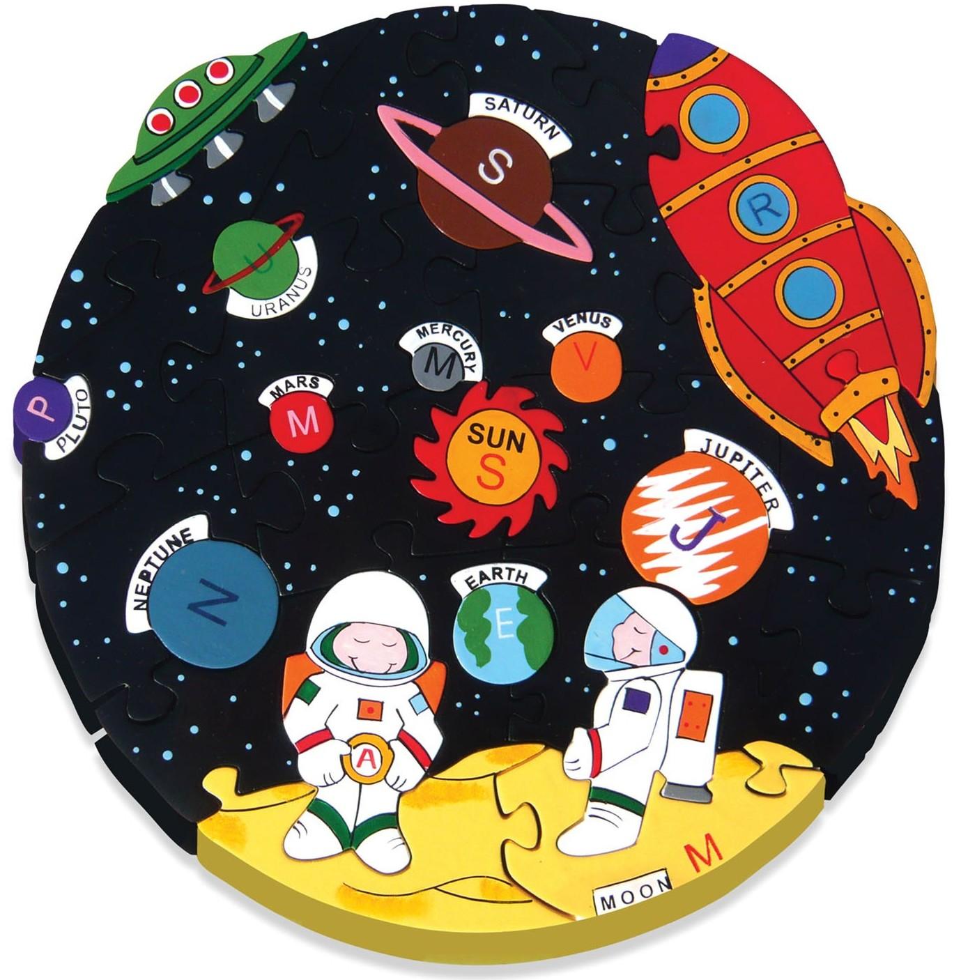 solar system alphabet - photo #15