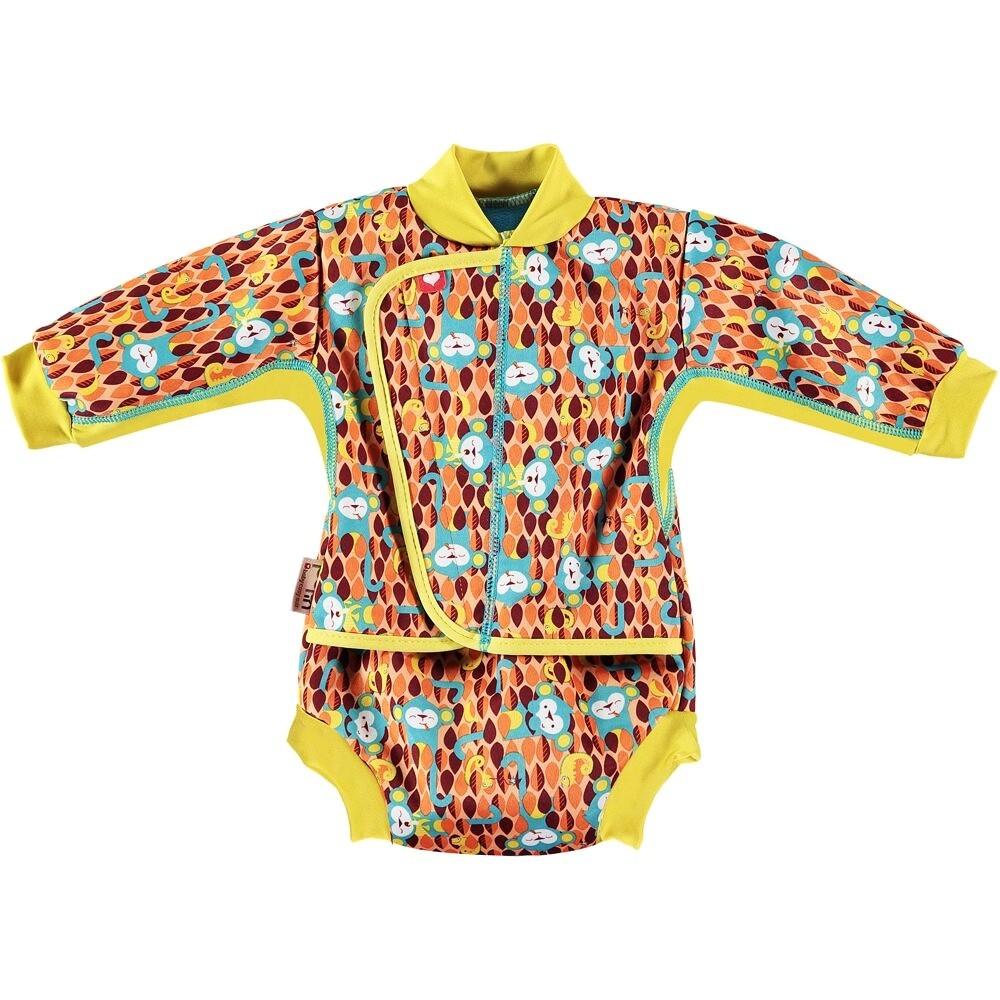 59239e060661 Pop-In Baby Cosy Suit Monkey