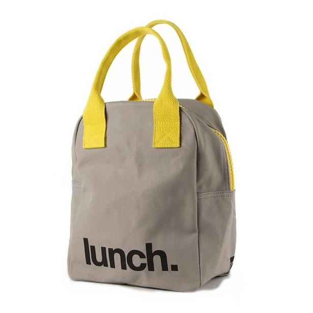 Fluf Zipper Lunch Bag Lunch