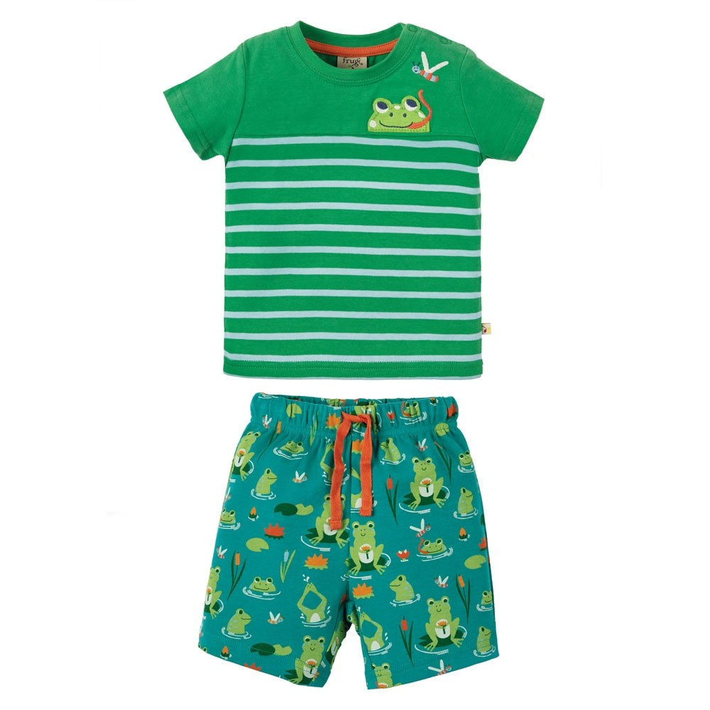 464256846891 Frugi Frog Pond Mousehole Outfit