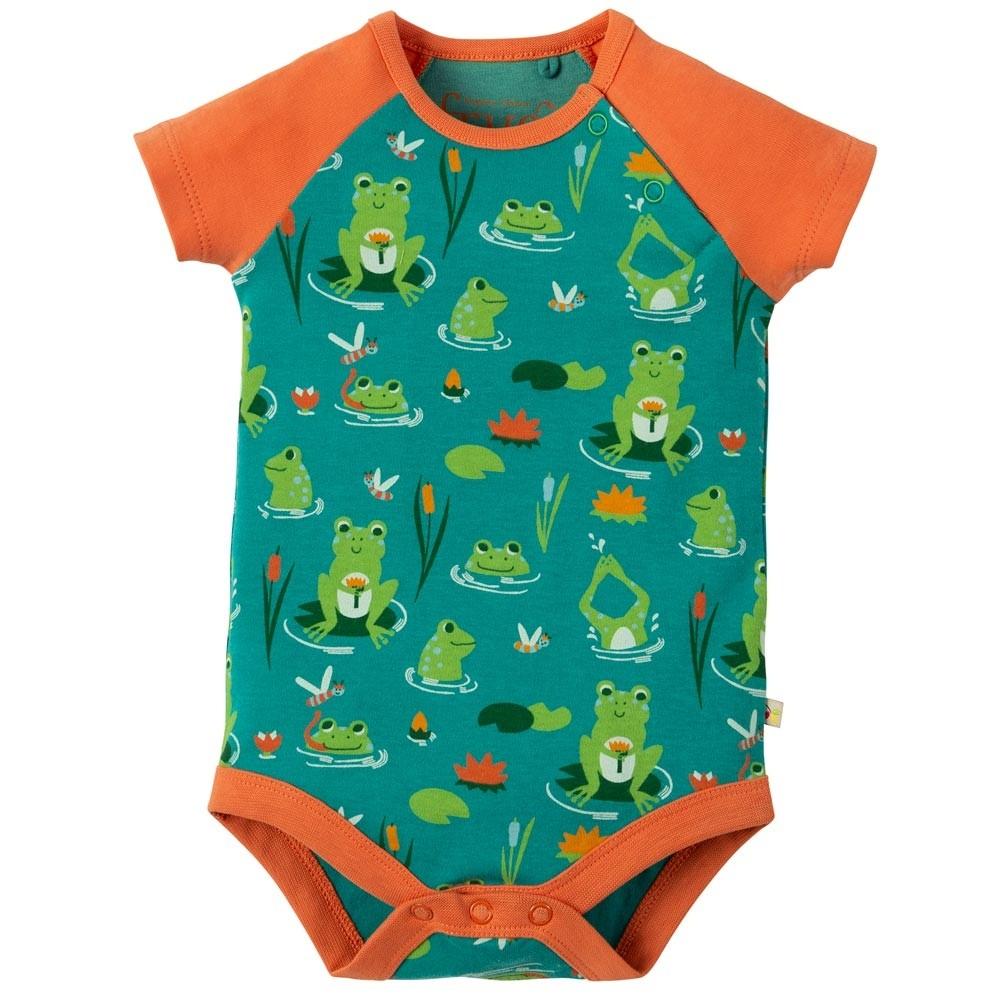 bec6ed5193514 Frugi Frog Pond Reggie Raglan Body