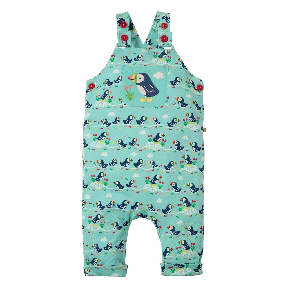 da730f15d Frugi Puffin Parade Lovely Day Dungarees
