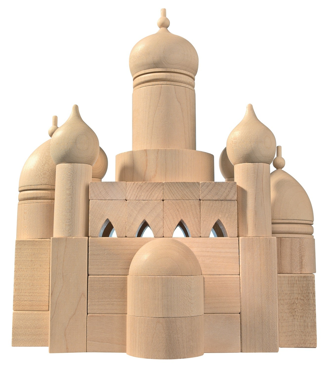Haba Russian Cathedral Architectural Building Blocks