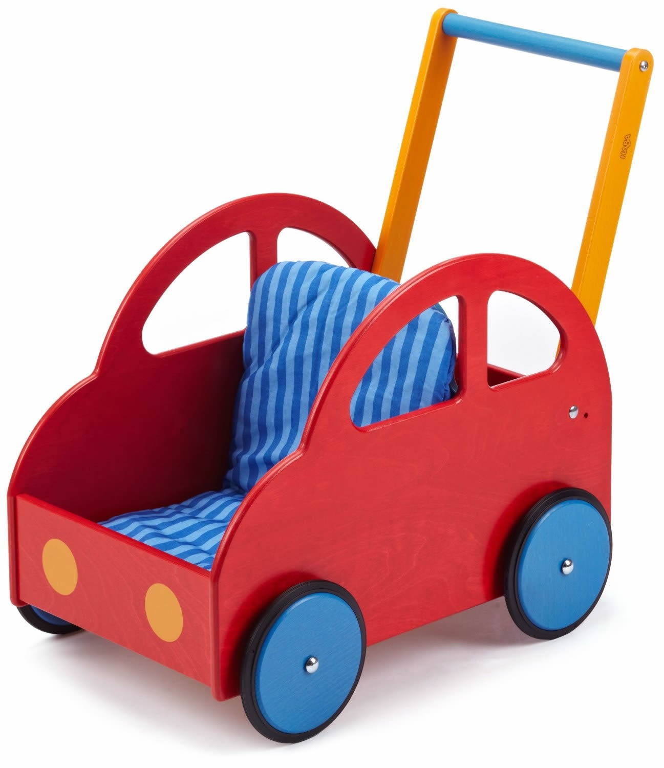 Haba Pushing Car Baby Walker