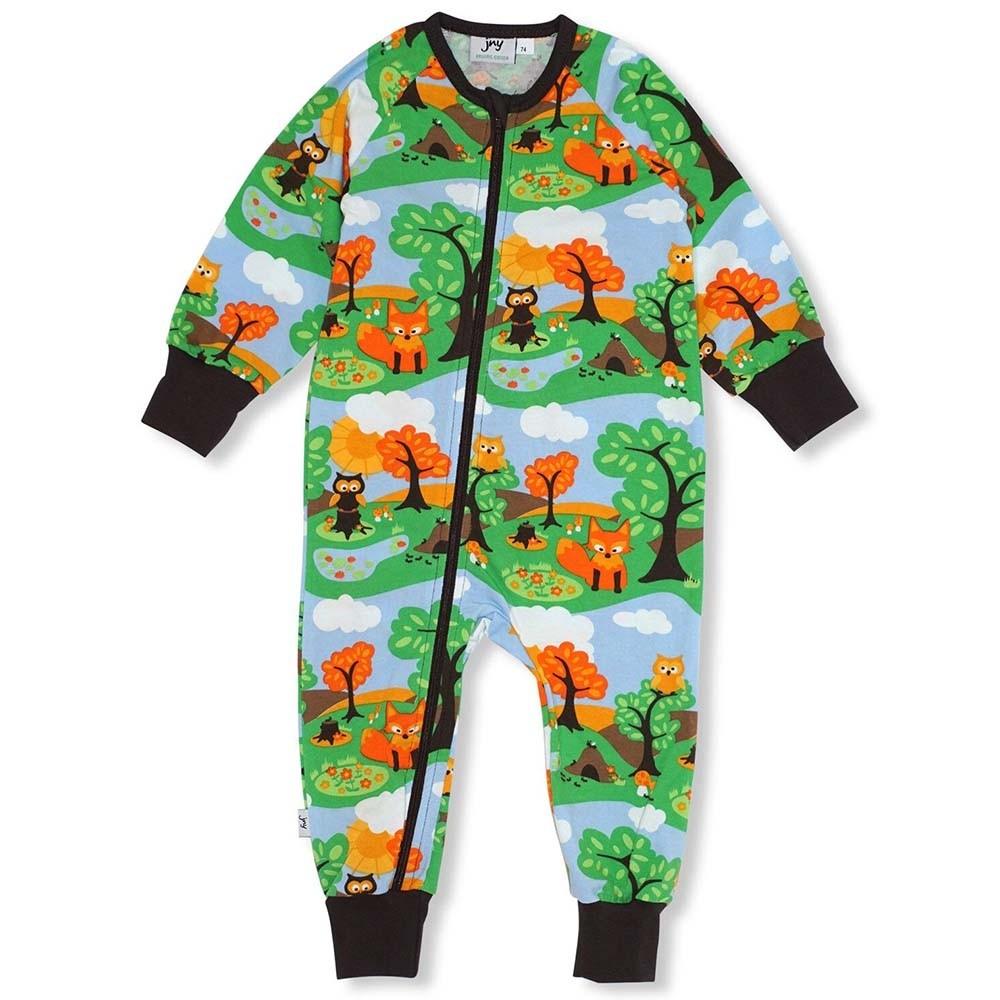 9da1e8026bc JNY Little Wood Zip Jumpsuit