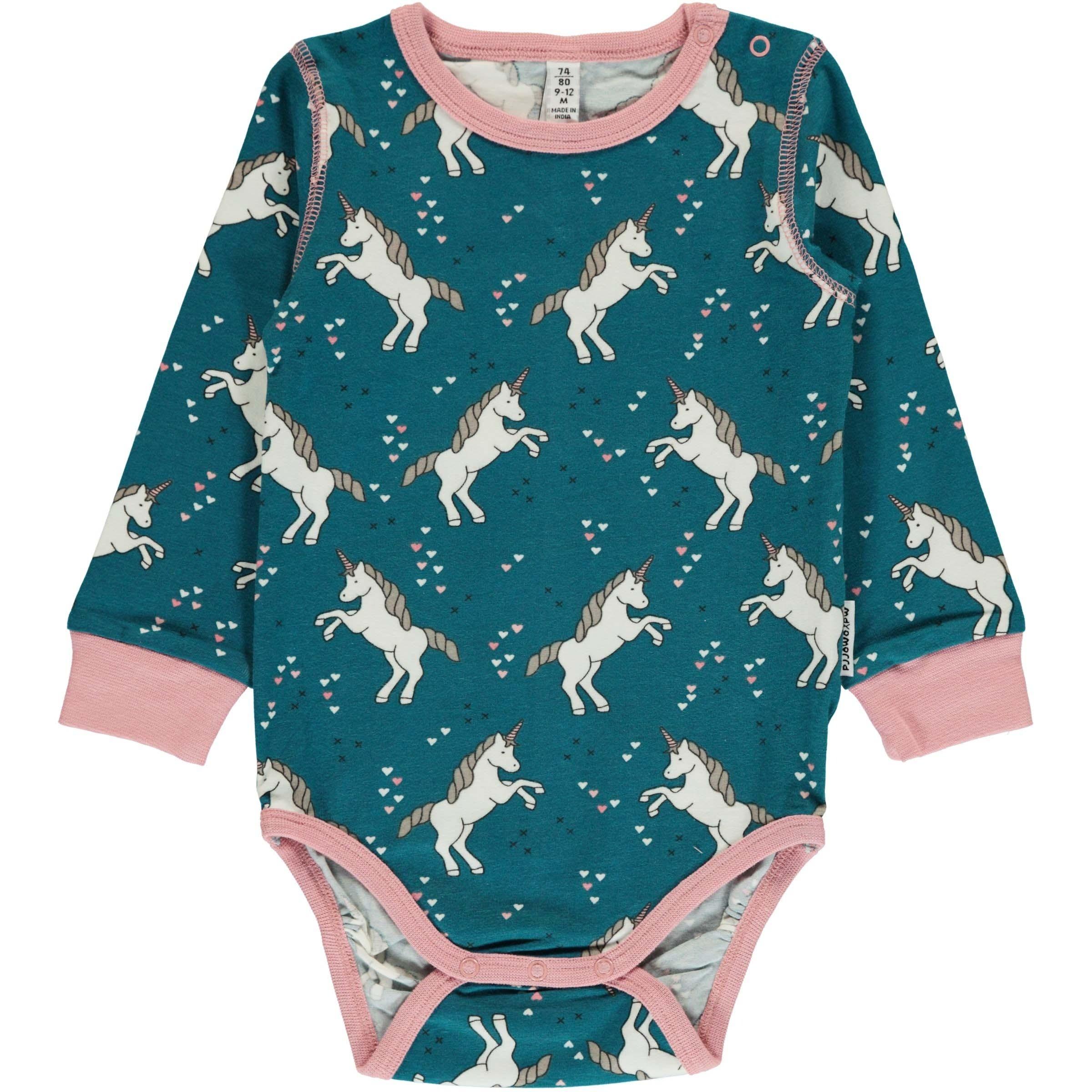 a713bae06433 Maxomorra Unicorn Dreams LS Body