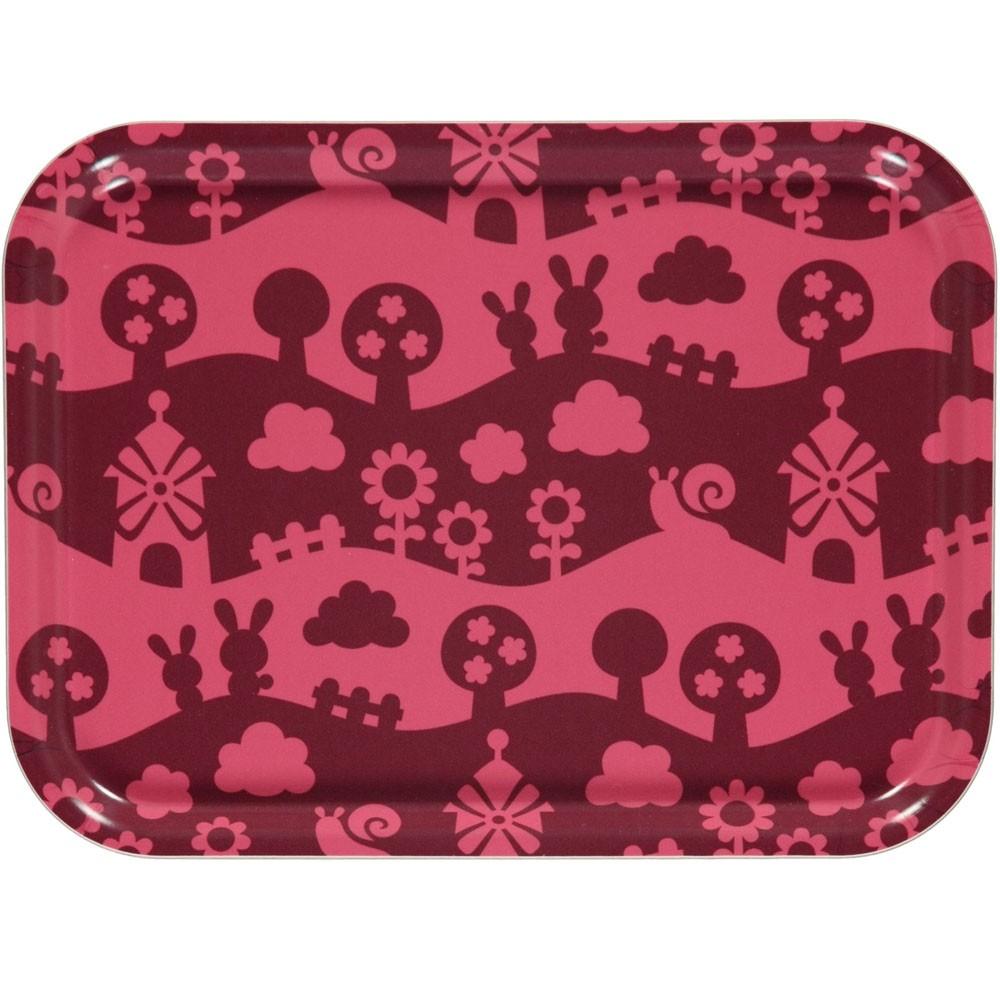 Maxomorra Anniversary Pink Landscape Tray 2daa2698d5
