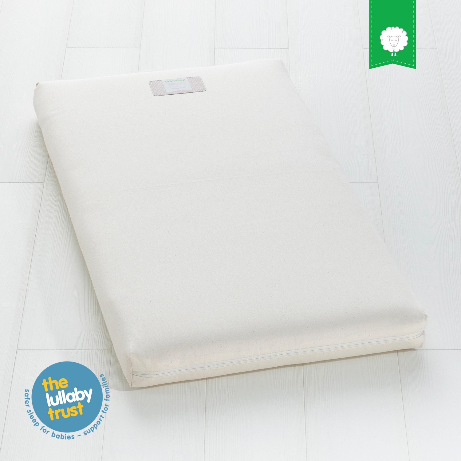 with topper heavy cover organic product wool felt store the mattress cotton by natural sleep