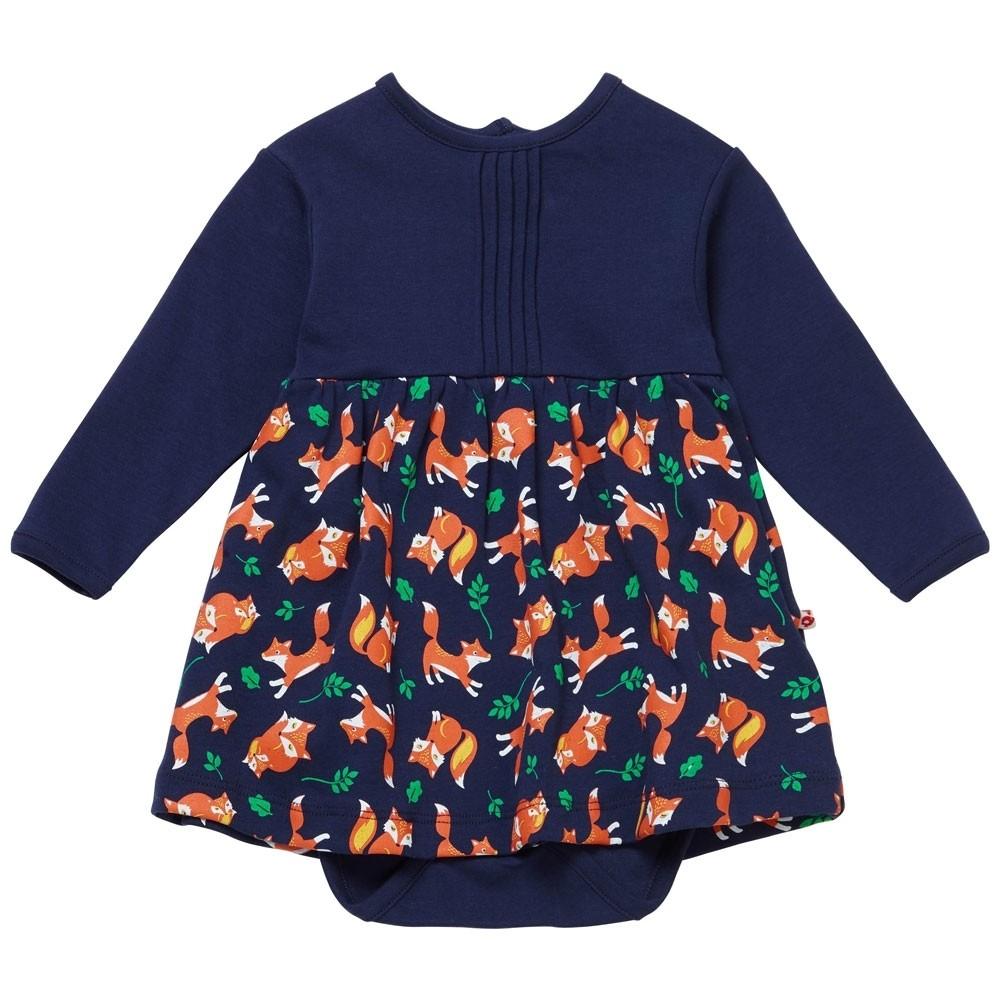 Piccalilly Fox Baby Body Dress