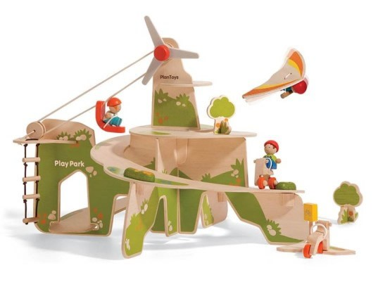 Wooden Toy Plans Catalog : Plan toys play park planworld