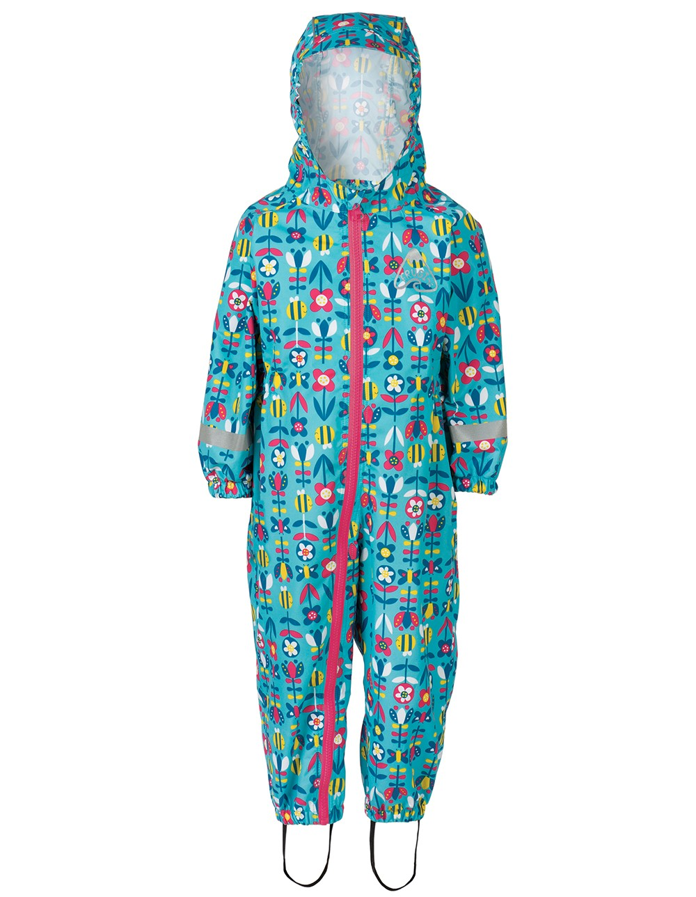 Buy Tuffo Unisex Baby Muddy Buddy Coverall: but personally I need to tuck the pantlegs into my kid's boots anyway since she's a puddle stomper so it wouldn't be an issue. This is really a minor concern though, and overall I really like this suit - it's the first time we've purchased a rainsuit rather than just going with a coat and I'm /5().