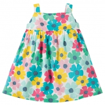Frugi Spotty Poppy Jess Party Dress