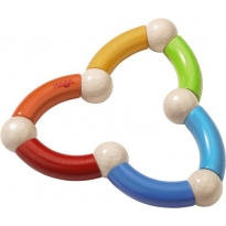 Haba Colour Snake Rattle