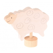 Grimm's Sheep Decorative Figure