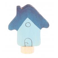Grimm's Blue House Decorative Figure
