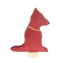 Grimm's Dog Decorative Figure