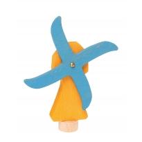 Grimm's Windmill Decorative Figure
