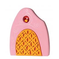 Grimm's Pink Fairy Door