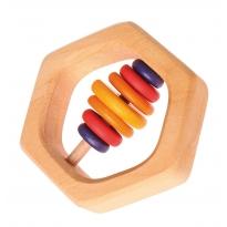 Grimm's Hexagon Rattle