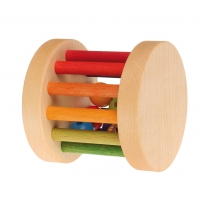 Grimm's Mini Rolling Rainbow Wheel