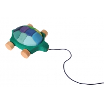 Grimm's Water Turtle Pull Along