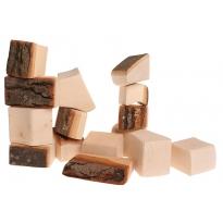 Grimm's 15 Blocks with Bark