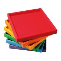 Grimm's Six Wooden Rainbow Frames
