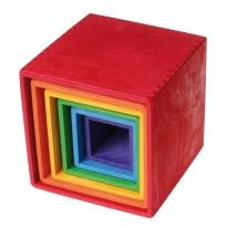 Grimm's Large Coloured Boxes Set