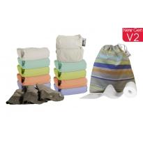 Pop-in V2 +Minkee Middle Box 10 Pastels