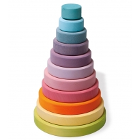 Grimm's Pastel Large Conical Tower