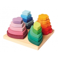 Grimm's Stacking Tower Various Shapes