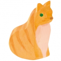 Ostheimer Sitting Cat