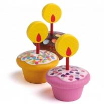 Erzi Birthday Muffins