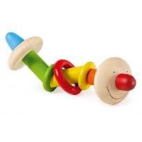 Selecta Girali Flexible Clutching Toy