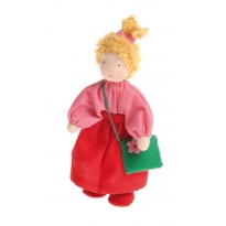 Grimm's Blonde Girl Doll