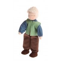 Grimm's Grandfather Doll