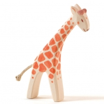 Ostheimer Small Giraffe, Head Low