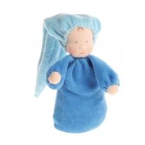 Grimm's Blue Lavender Doll