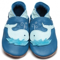 Inch Blue Whale Blue Shoes