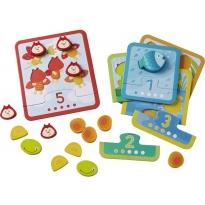 Haba Animal Counting Matching Game