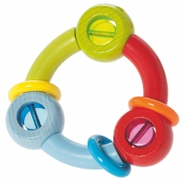 Haba Panorama Prism Clutching Toy