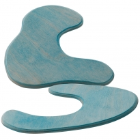 Ostheimer Pond Plates - 2 Parts
