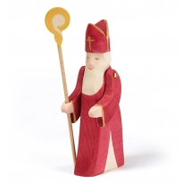Ostheimer Saint Nicholas With Staff II